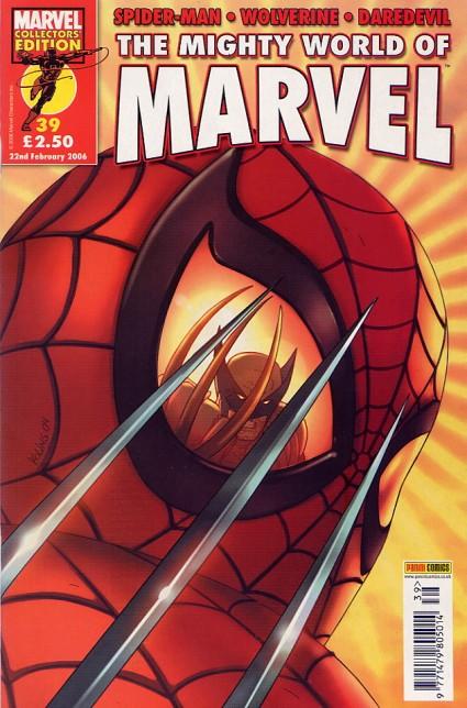 Mighty World of Marvel Vol 3 39