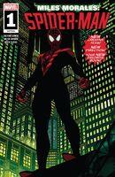 Miles Morales Spider-Man Vol 1 1