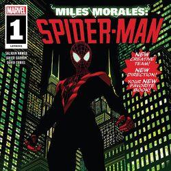 Miles Morales: Spider-Man Vol 1 1