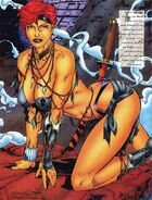 Natalia Romanova (Earth-616) from Marvel Swimsuit Special Vol 1 3 001