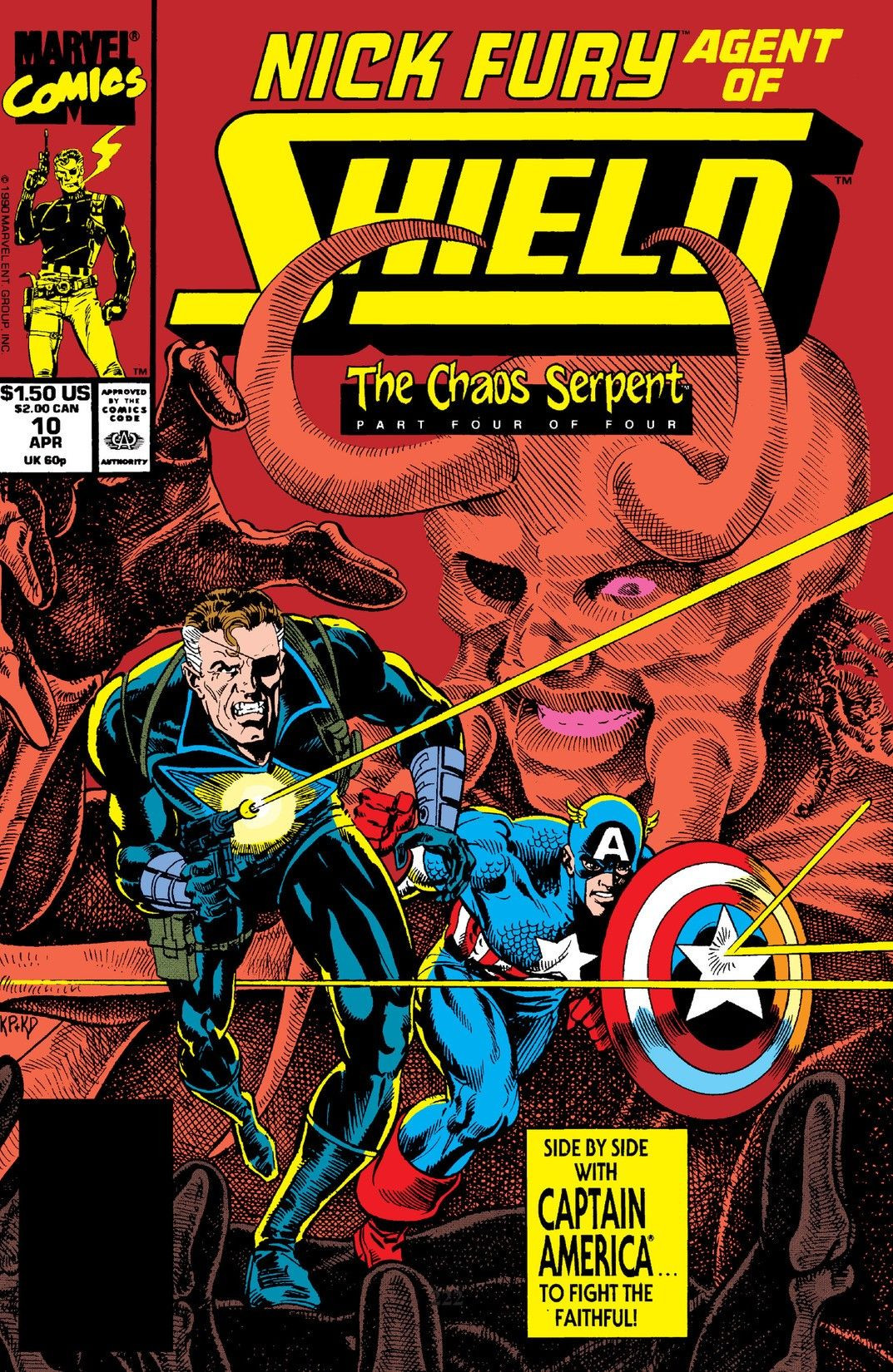 Nick Fury, Agent of S.H.I.E.L.D. Vol 3 10