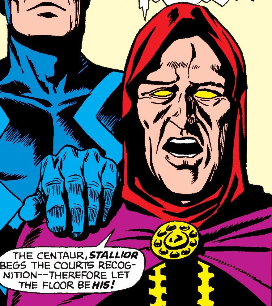 Oracle (Inhuman) (Earth-616)