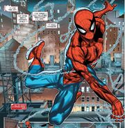 Peter Parker (Earth-616) from Amazing Spider-Man Vol 3 16.1 001
