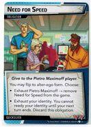 Pietro Maximoff (Earth-616) from Marvel Champions Quicksilver 010