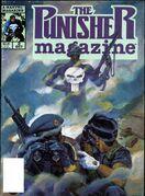 Punisher Magazine Vol 1 2