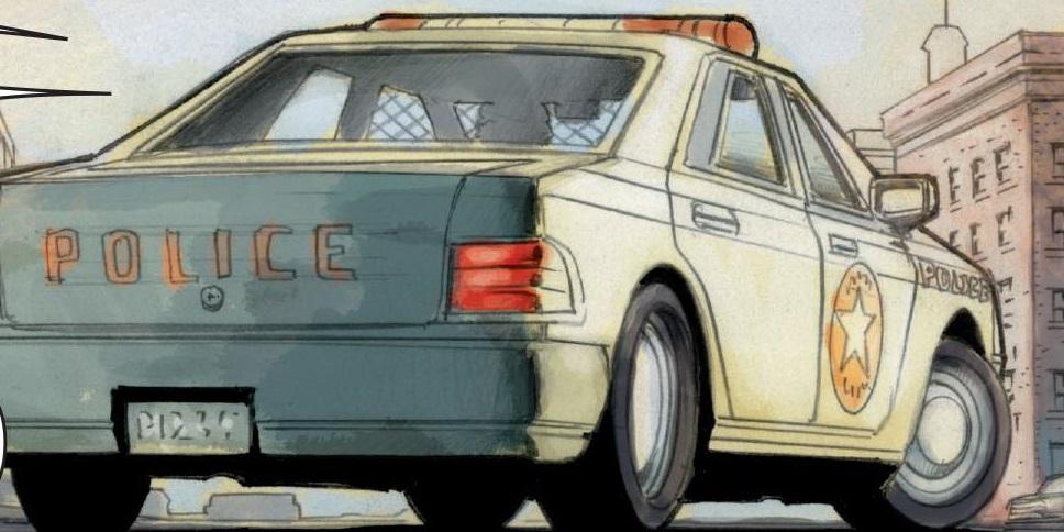 Sleepy Hollow Police Department (Earth-616)