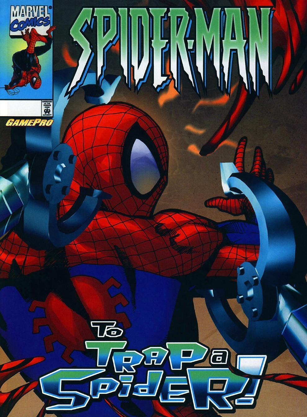 Spider-Man Activision Vol 1 1