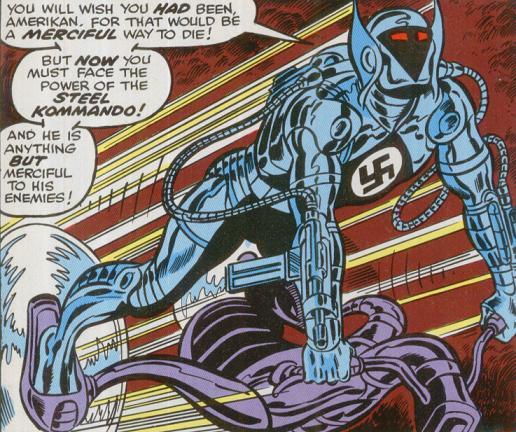 Steel Kommando (Earth-616)