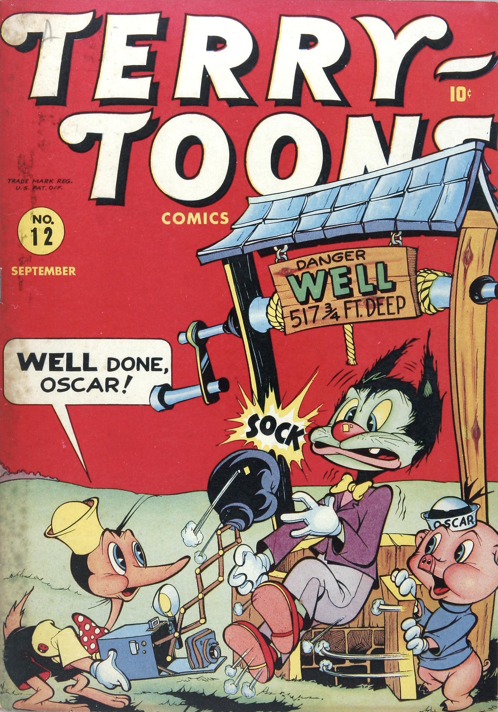 Terry-Toons Comics Vol 1 12