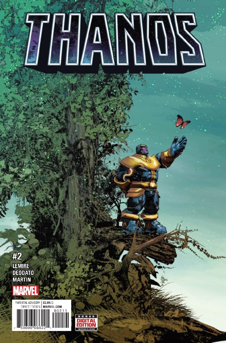 Thanos Vol 2 2