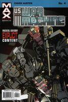 U.S. War Machine Vol 1 4