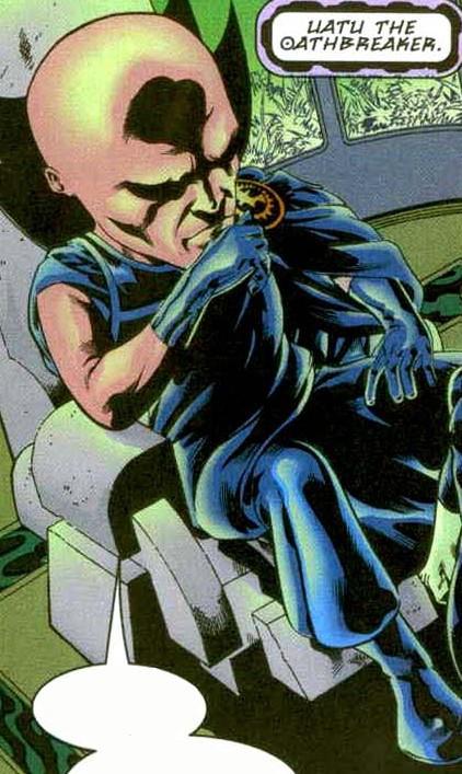 Uatu (Earth-96943)/Gallery