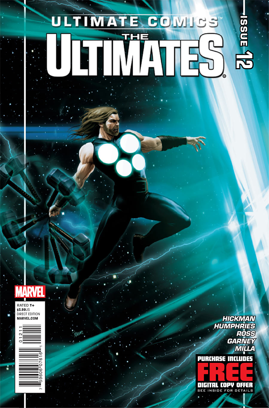 Ultimate Comics Ultimates Vol 1 12