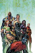 Uncanny X-Men Vol 1 445 Textless