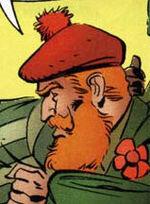 Wildman Percy (Earth-9602)