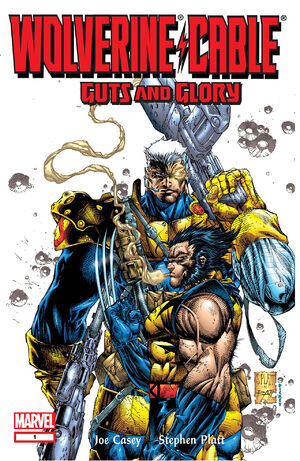 Wolverine Cable Guts and Glory Vol 1 1.jpg