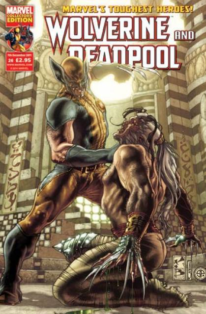 Wolverine and Deadpool Vol 2 26