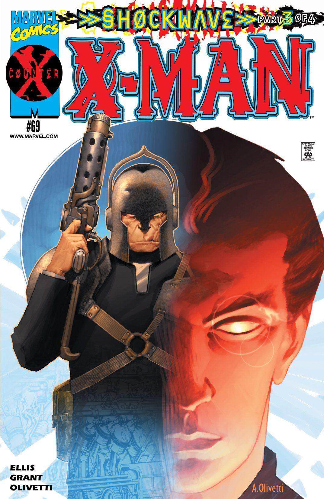 X-Man Vol 1 69