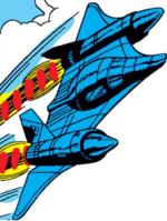 X-Men Stratojet from X-Men Vol 1 94 001.png