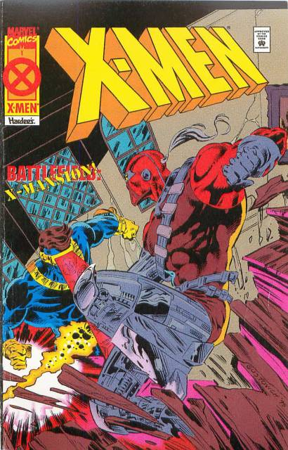 X-Men: Time Gliders Vol 1 1
