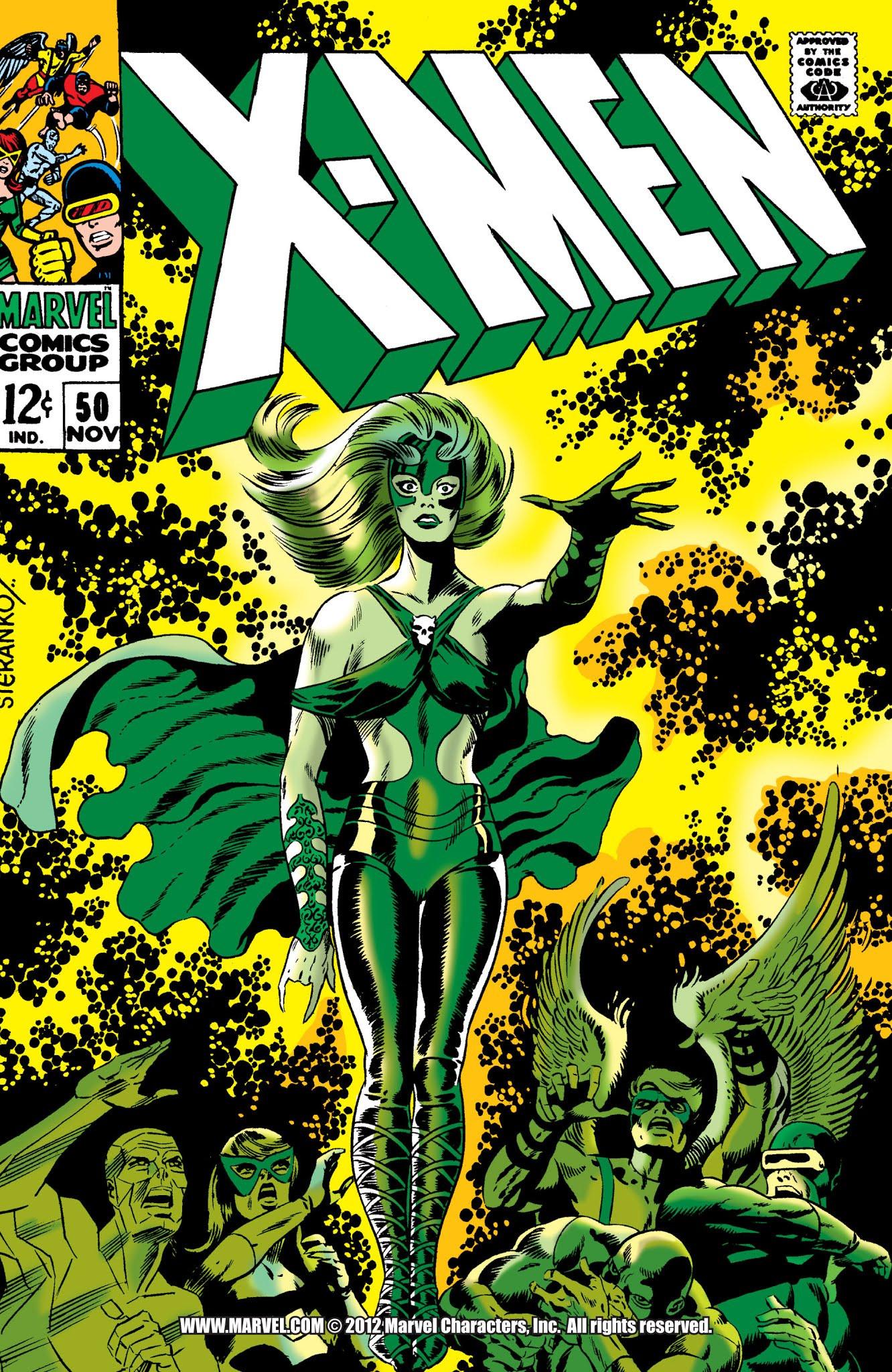 X-Men Vol 1 50