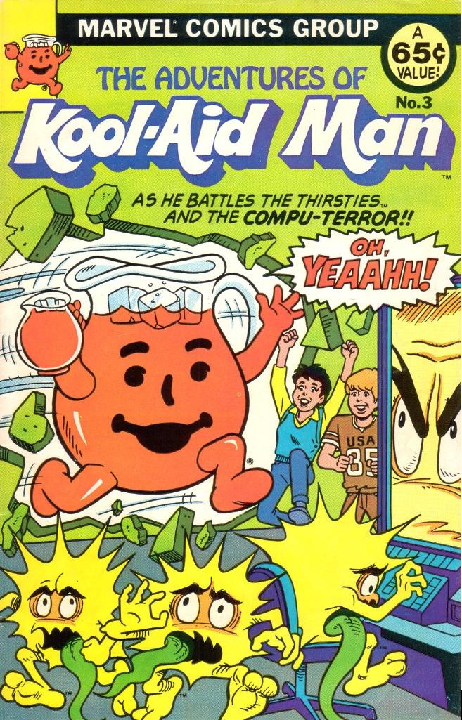 Adventures of Kool-Aid Man Vol 1 3