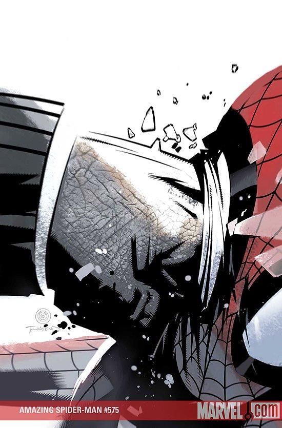 Amazing Spider-Man Vol 1 575 Textless.jpg