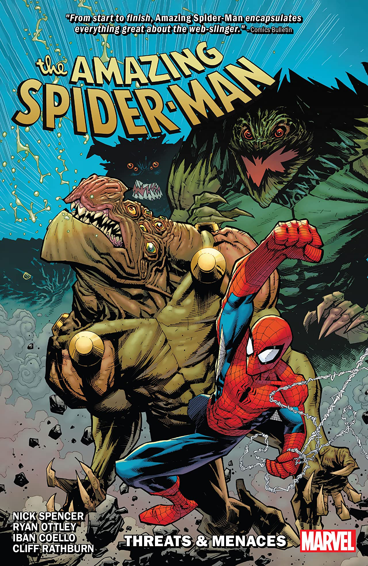 Amazing Spider-Man by Nick Spencer Vol 1 8: Threats & Menaces