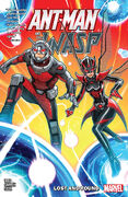 Ant-Man and the Wasp Lost and Found TPB Vol 1 1