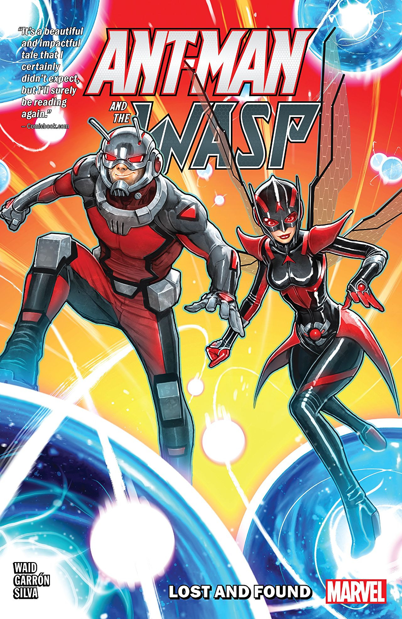 Ant-Man and the Wasp: Lost and Found TPB Vol 1