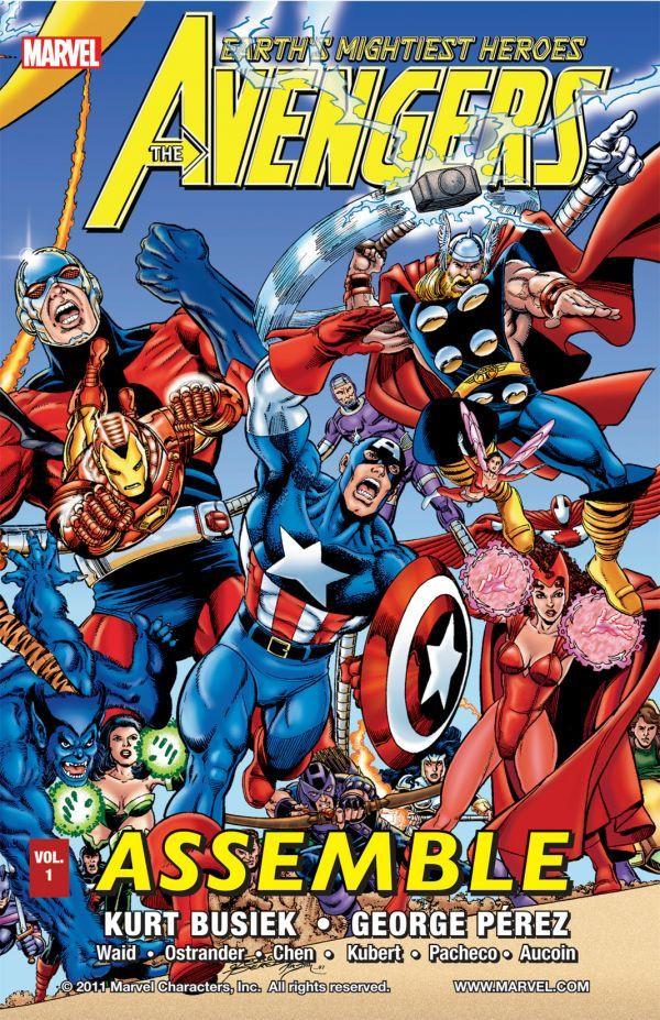 Avengers Assemble TPB Vol 1