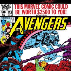 Avengers Vol 1 199