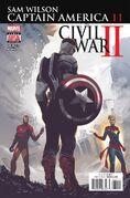 Captain America Sam Wilson Vol 1 11