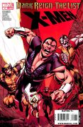 Dark Reign The List - X-Men Vol 1 1
