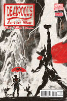 Deadpool's Art of War Vol 1 2