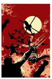 Death of Wolverine - The Weapon X Program Vol 1 1 Textless.jpg