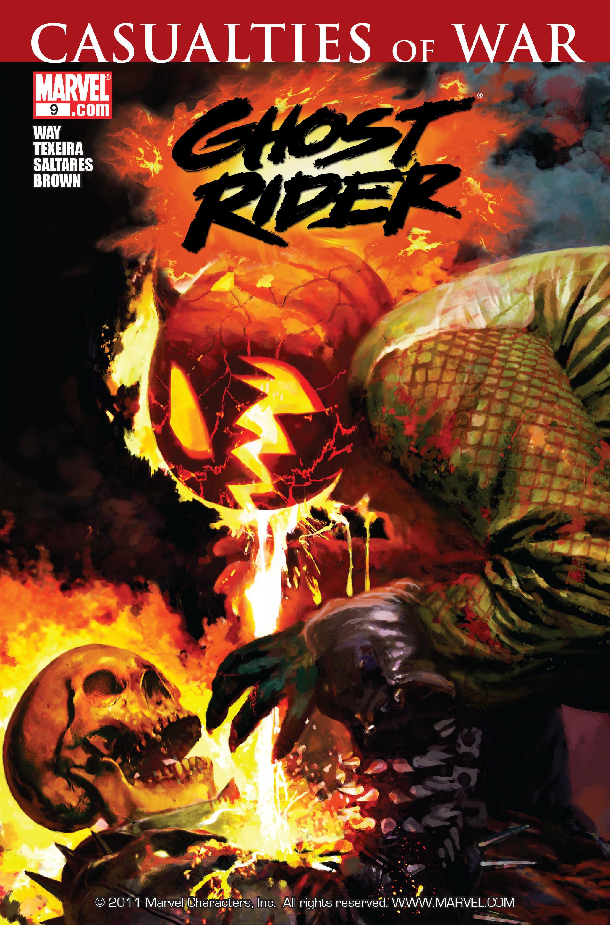 Ghost Rider Vol 6 9