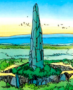 Green Chapel from Knights of Pendragon Vol 1 18 001.png