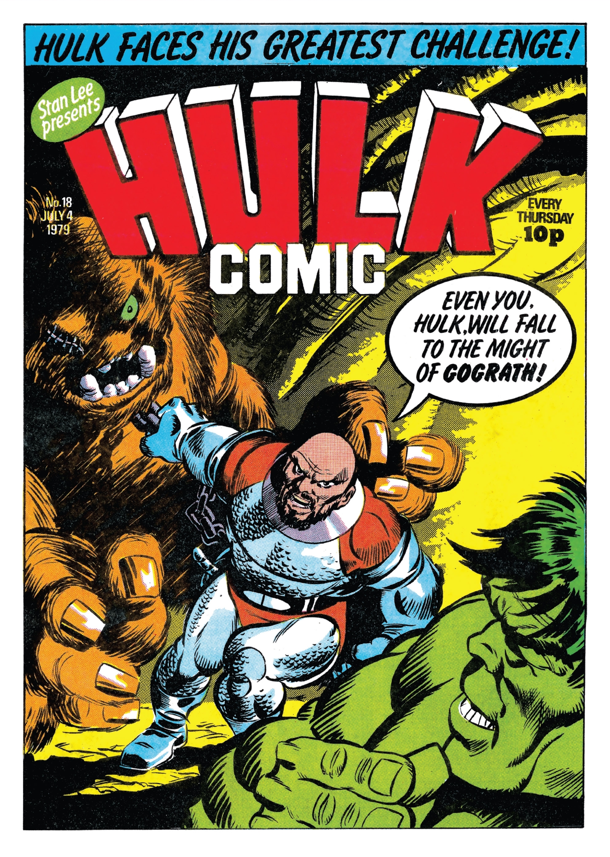 Hulk Comic (UK) Vol 1 18