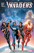 Invaders TPB Vol 1 2 Dead in the Water