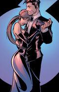 Julian Keller (Earth-616) and Sofia Mantega (Earth-616) from New X-Men Vol 2 14 001