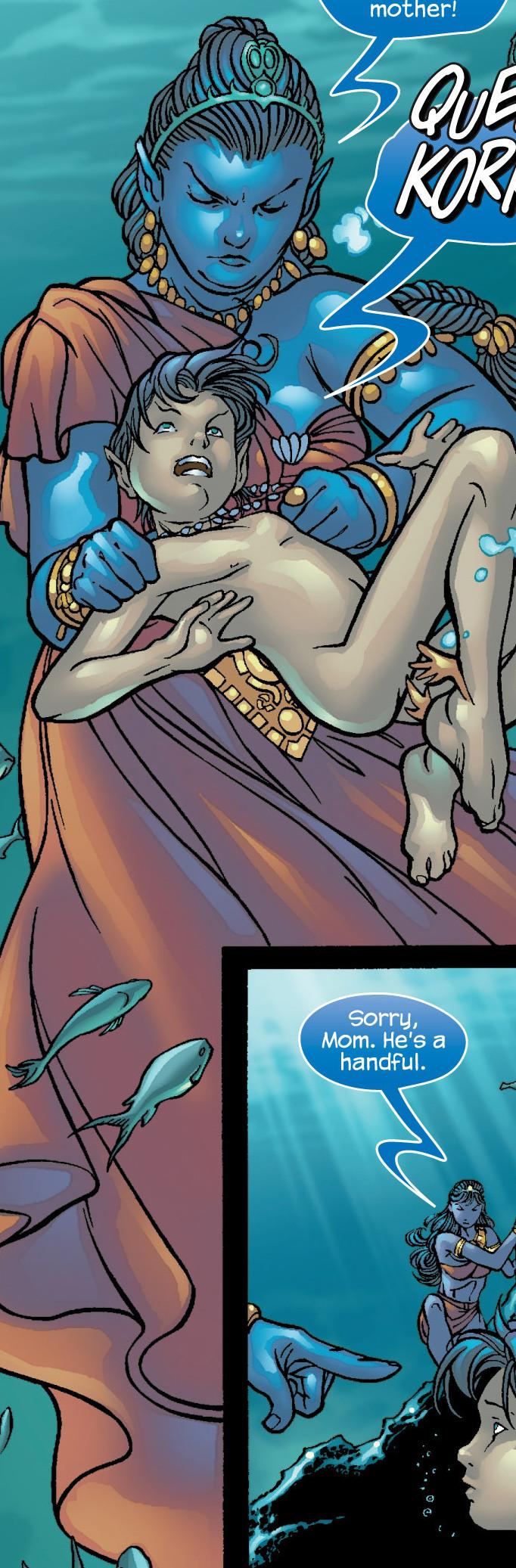 Korra (Earth-616)