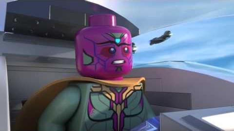 LEGO Marvel Super Heroes: Avengers Reassembled Season 1 2