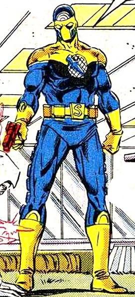 Mark Sharen (Earth-616)