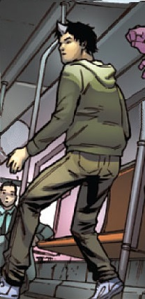 Mark Sim (Earth-616)