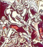 Martians (Nazi Impostors) (Earth-616)