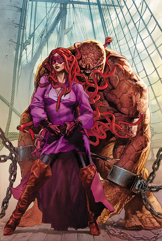 Medusa (Earth-311)