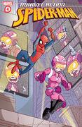 Marvel Action Spider-Man Vol 3 4