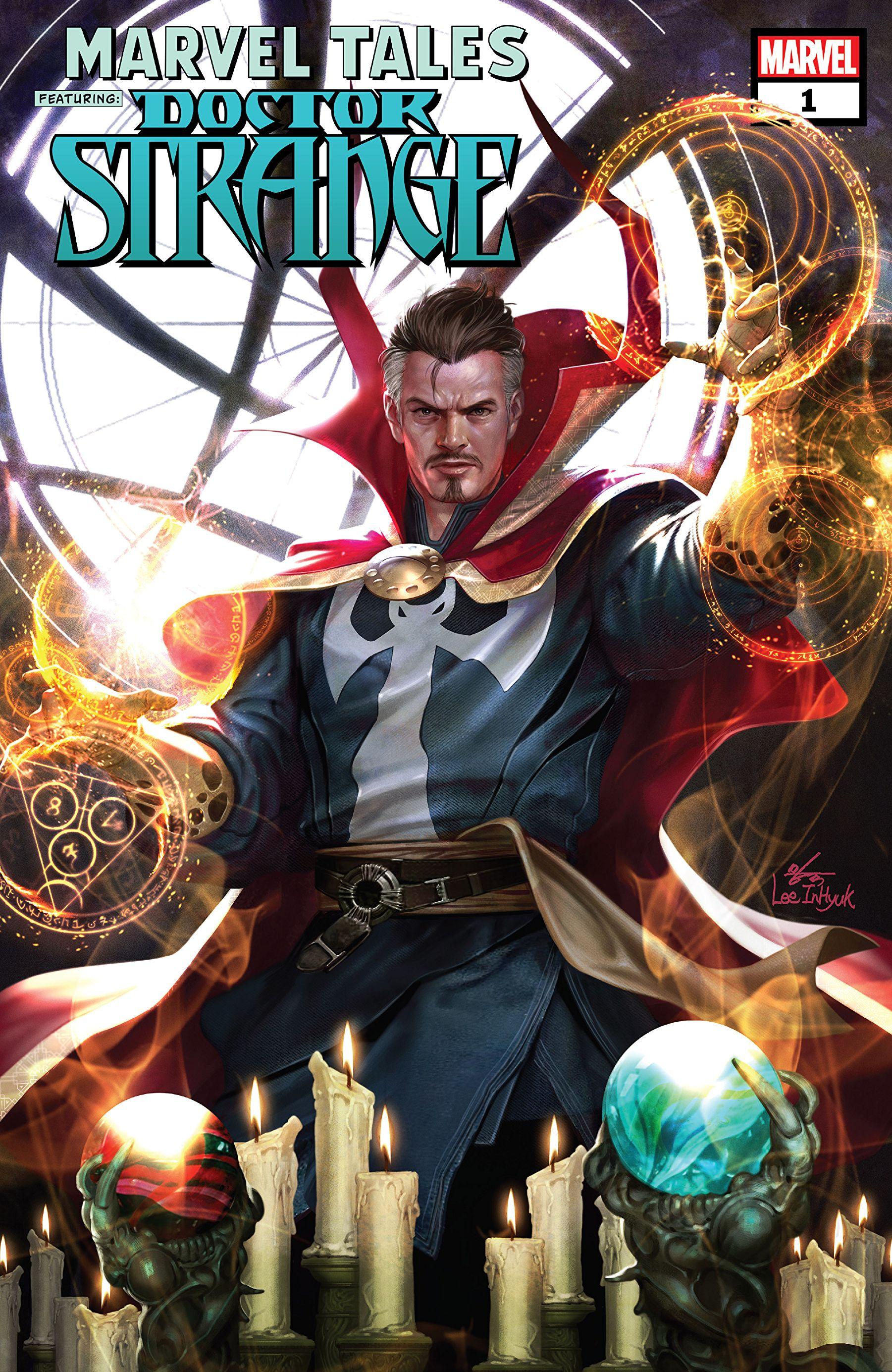 Marvel Tales: Doctor Strange Vol 1 1