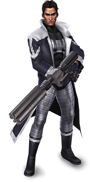 Maximus Boltagon (Earth-TRN012)